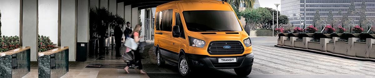Ford Transit VAN 350L